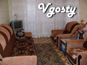 Rent an apartment in Kherson - Apartments for daily rent from owners - Vgosty