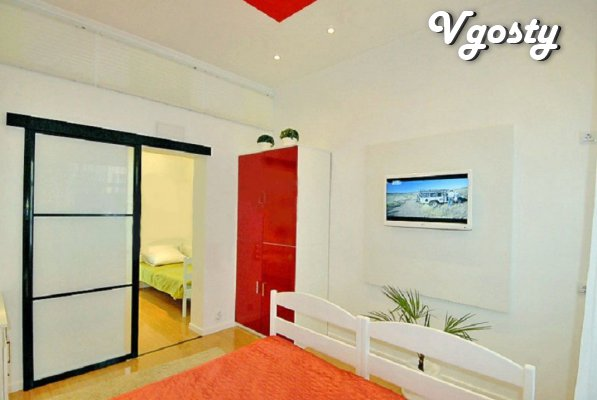 "Apartment ""Cozy apartment"" rent apartments, Yalta embankment - Apartments for daily rent from owners - Vgosty"
