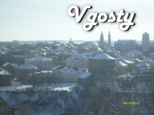 Apartment with Sauna above the canyon of the river - Apartments for daily rent from owners - Vgosty