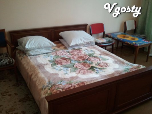 QUALITY PRICE - one of the best options - Apartments for daily rent from owners - Vgosty