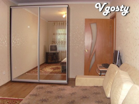 Сдам 1-комнатную квартиру Люкс Керчь. - Apartments for daily rent from owners - Vgosty