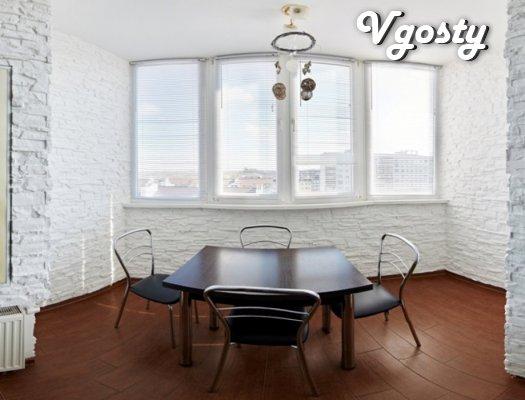 1-кімнатна квартира подобово в Рівному. вул. Буковинська, 14а - Apartments for daily rent from owners - Vgosty