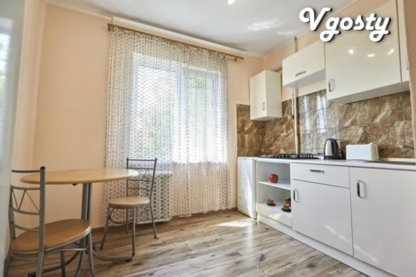 1 bedroom apartment in Rivne. st. Kiev, 81 - Apartments for daily rent from owners - Vgosty