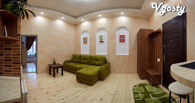 2-кімнатна квартира подобово в Рівному. вул. Дубенська, 7 - Apartments for daily rent from owners - Vgosty