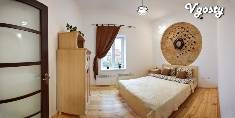 2-room apartment for rent in Rivne. street Dubenska, 7 - Apartments for daily rent from owners - Vgosty