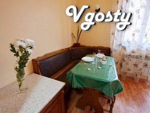 Exquisite one-room apartment in a new building on Zhukov 21b - Apartments for daily rent from owners - Vgosty