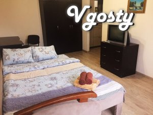 1 komnatnaya apartment in Rovno. UL. Gagarin, 59 - Apartments for daily rent from owners - Vgosty