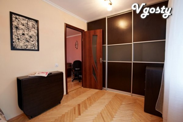 2 bedroom apartment in the center. Drama Theater - Apartments for daily rent from owners - Vgosty