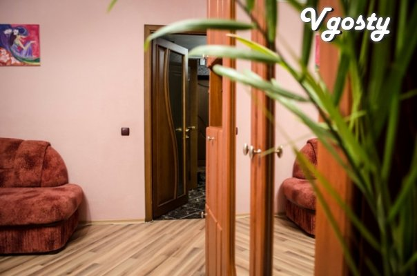 2 room apartment, central bus station. Parking nearby. - Apartments for daily rent from owners - Vgosty