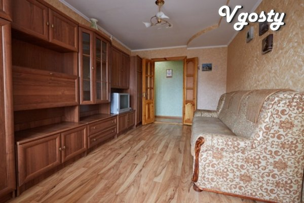 Daily apartment in the city of Rivne on the street Prospekt Mira 26. - Apartments for daily rent from owners - Vgosty