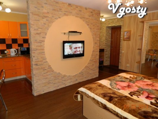 studio apartment with designer renovation - Apartments for daily rent from owners - Vgosty