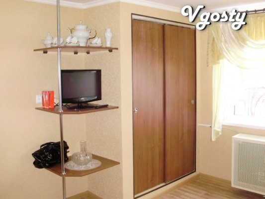 Decent option - Cozy and comfortable apartment! - Apartments for daily rent from owners - Vgosty
