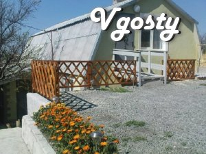 Rent for the Indian summer cottage in the center of Sevastopol - Apartments for daily rent from owners - Vgosty