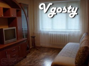 Renting an apartment podobovo - Apartments for daily rent from owners - Vgosty