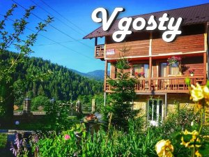 Cottage 'Kamennыy court' - Apartments for daily rent from owners - Vgosty