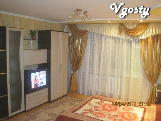 apartment for rent Khmelnik - Apartments for daily rent from owners - Vgosty