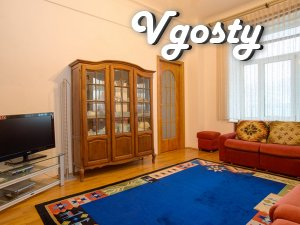 cozy apartments in Kiev - Apartments for daily rent from owners - Vgosty