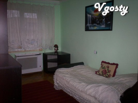 apartment opposite the thermal bath Beregovo - Apartments for daily rent from owners - Vgosty