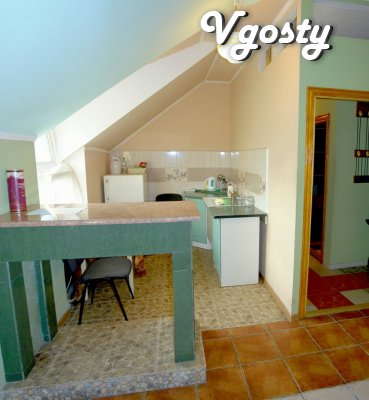 Comfortable apartment - Apartments for daily rent from owners - Vgosty
