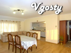 Apartment in the city center with renovated. Close medical base of san - Apartments for daily rent from owners - Vgosty