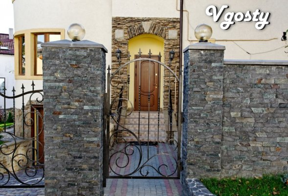 """Villa """"Guest"""" - Apartments for daily rent from owners - Vgosty"""