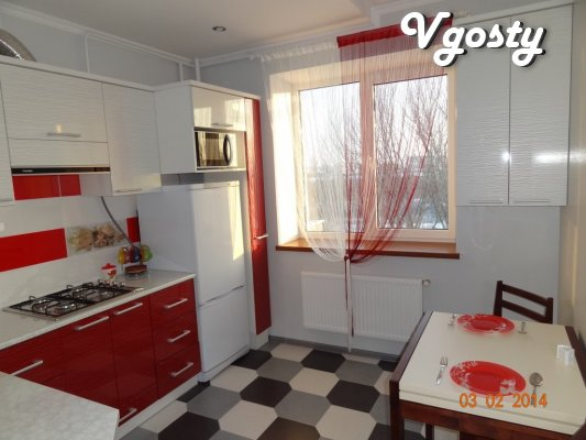 Apartment Luxury class - Apartments for daily rent from owners - Vgosty