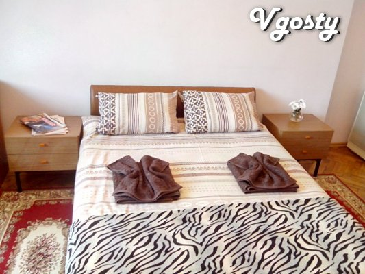 Apartment, Historic Center, Prospect Shevchenko, Lviv - Apartments for daily rent from owners - Vgosty