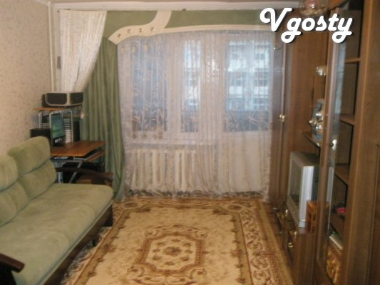 I rent a cozy 1.5 com. apartment in g. Alushta - Apartments for daily rent from owners - Vgosty