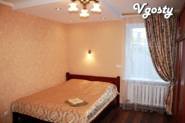 Cozy apartment in the center - Apartments for daily rent from owners - Vgosty