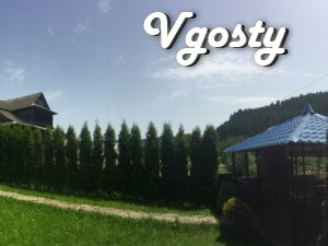 Yavirnyk House 2 - Apartments for daily rent from owners - Vgosty