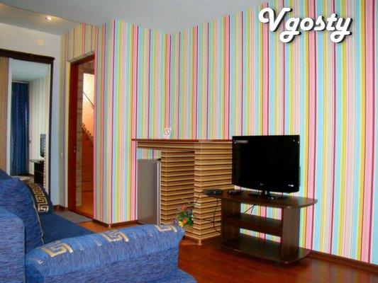 Rooms Suite with sea view, Gorky, 93 - Apartments for daily rent from owners - Vgosty