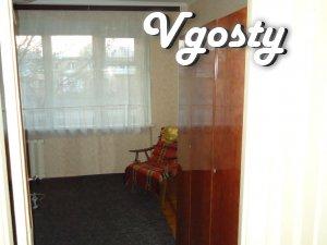Сдамс 3 кому. квартиру від господаря - Квартири подобово без посередників - Vgosty