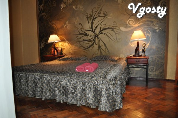 Cozy one bedroom apartment located very close to the city center. - Apartments for daily rent from owners - Vgosty