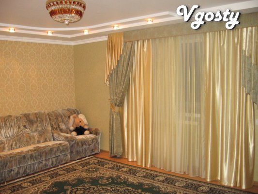 We offer a cozy apartment in a new domeWiFi - Apartments for daily rent from owners - Vgosty