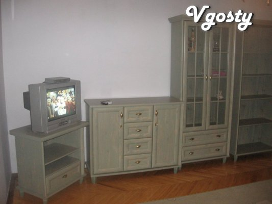 Comfortable 3-bedroom apartment near the registry office - Apartments for daily rent from owners - Vgosty