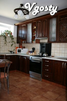 This apartment is situated at street Sukhomlinsky 4. - Apartments for daily rent from owners - Vgosty