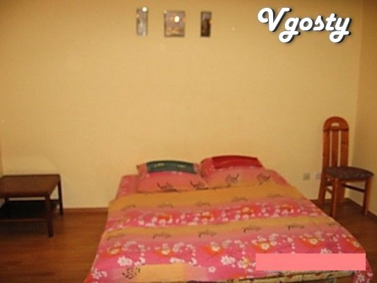 Rent in Lutsk close hippermarketa Tam-Tam! WiFi - Apartments for daily rent from owners - Vgosty