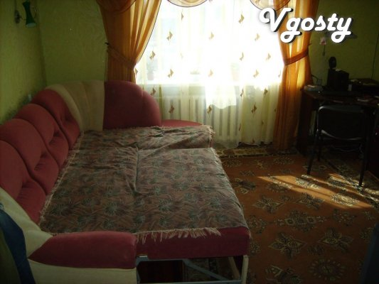 For short term rent 1 bedroom flat in the center of - Apartments for daily rent from owners - Vgosty