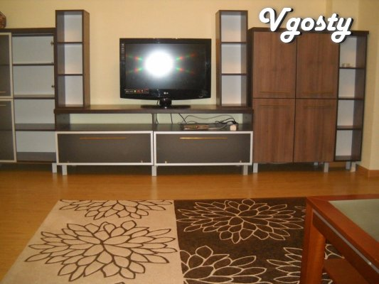 One-bedroom apartment in new building - Apartments for daily rent from owners - Vgosty