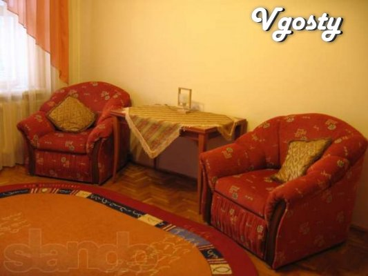One bedroom apartment with Wi-Fi for rent - Apartments for daily rent from owners - Vgosty