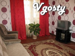 One bedroom kv.bilya bus station - Apartments for daily rent from owners - Vgosty