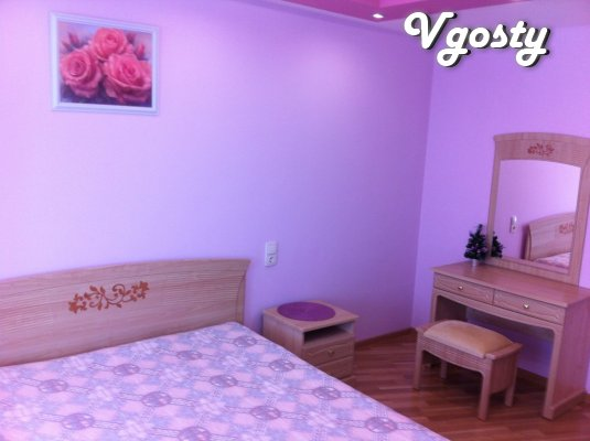 New cozy apartment renovated - Apartments for daily rent from owners - Vgosty