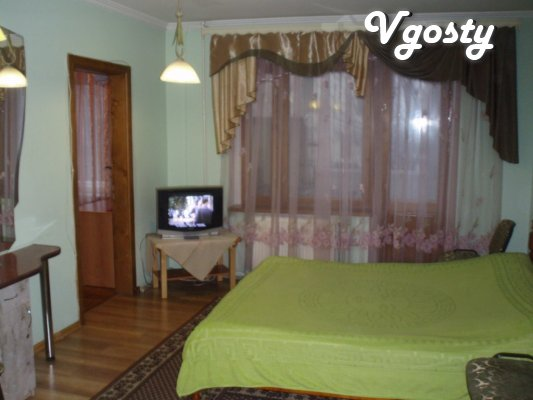 Beautiful and cozy apartment in a quiet area close to the center - Apartments for daily rent from owners - Vgosty