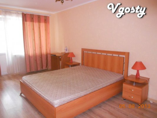 Rent one-bedroom studio apartment Seminar / Cable - Apartments for daily rent from owners - Vgosty