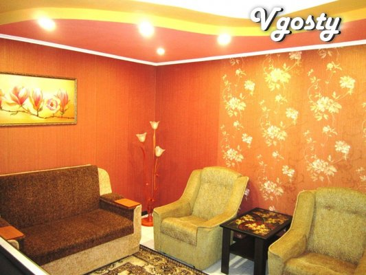 Center (district Freedom Square), newly renovated, air conditioning, W - Apartments for daily rent from owners - Vgosty