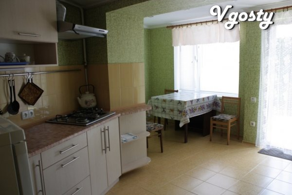 Rent your house in Yalta 5 minutes from the sea - Apartments for daily rent from owners - Vgosty