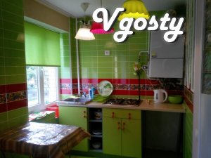 1 bedroom apartment - Apartments for daily rent from owners - Vgosty