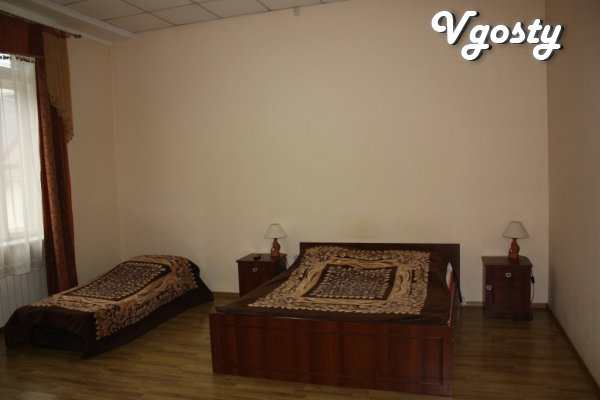 1-bedroom apartment in the center - Apartments for daily rent from owners - Vgosty