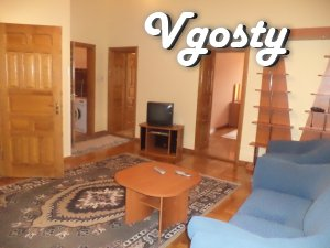 2-bedroom apartment in the center - Apartments for daily rent from owners - Vgosty