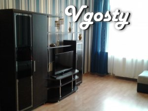 3-room apartment on the waterfront - Apartments for daily rent from owners - Vgosty